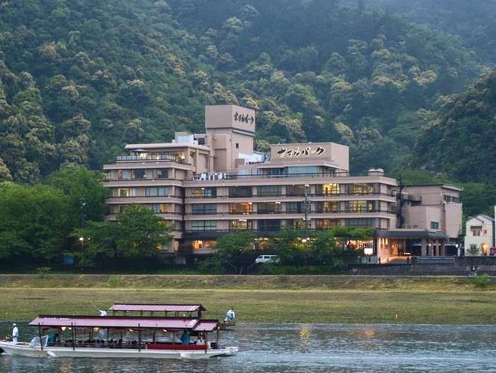 温泉 長良川